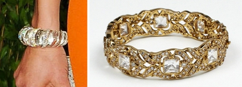 Indian inspired jewelry from the 84th Annual Academy Awards
