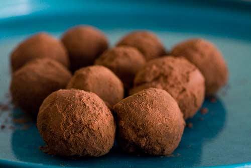 spicy truffles valentine's