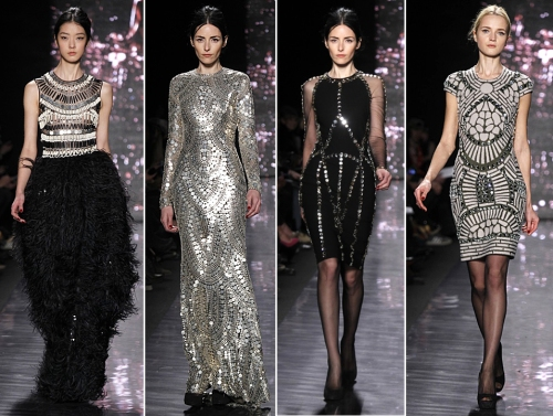 Naeem Khan Fall 2012 New York Fashion Week