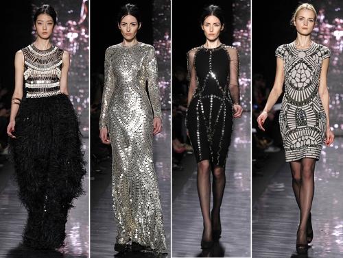 Naeem Khan Fall 2012 New York Fashion Week
