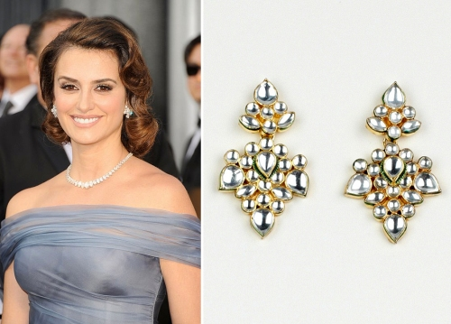 Beautiful Chopard jewelry from the 84th Annual Academy Awards