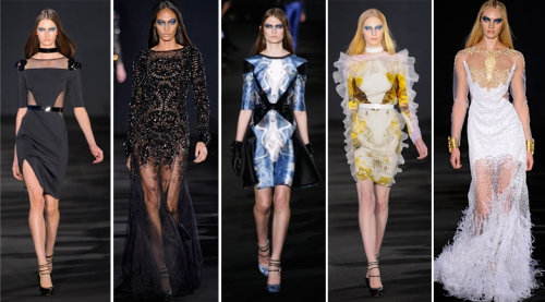 Highlights from Prabal Gurung Fall 2012