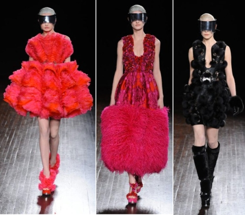 Best fall/winter 2012 trend runway collection