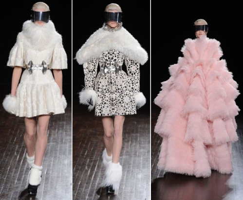 Best fall/winter collections 2012 from Paris Fashion Week