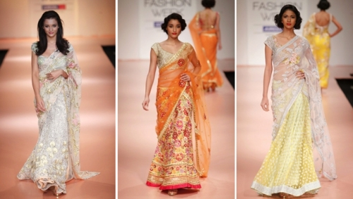 Best collection Summer 2012 Resort Lakme Fashion Week