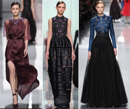 Best classic feminine collection from Paris Fashion Week