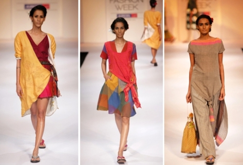 Best collections from Lakme fashion week resort/summer 2012