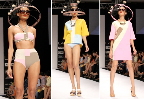 Best swimwear bathing suits of Lakme Fashion Week Resort Summer 2012