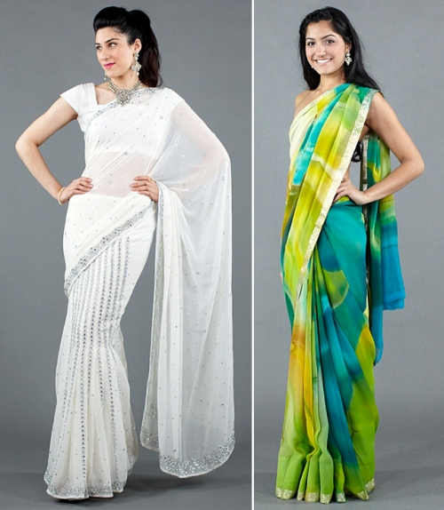 gorgeous designer sarees for rent Satya Paul