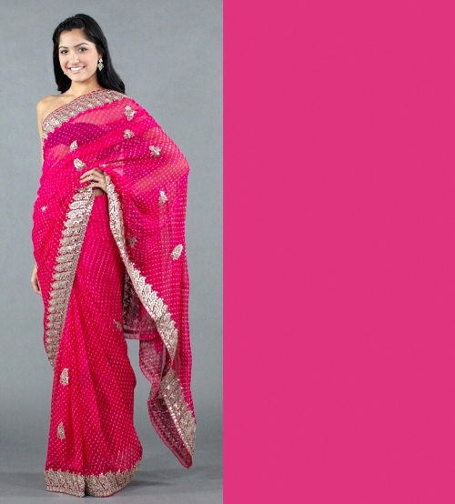 2012 spring Pantone color inspired Indian fasgion
