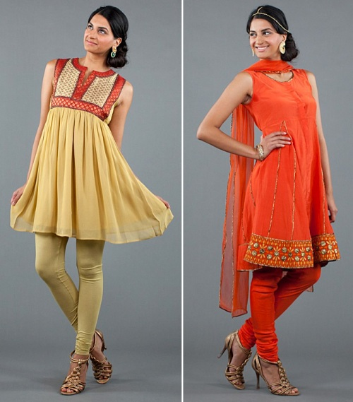 best spring 2012 fashion indian daytime looks kavita bhartia
