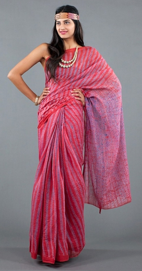 Indian designer fashion inspired by spring 2012 zodiac signs