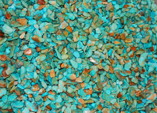 The gallery for --> Turquoise Stone Pattern