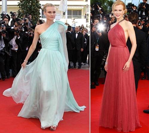 summer 2012 trend one shoulder dress cannes
