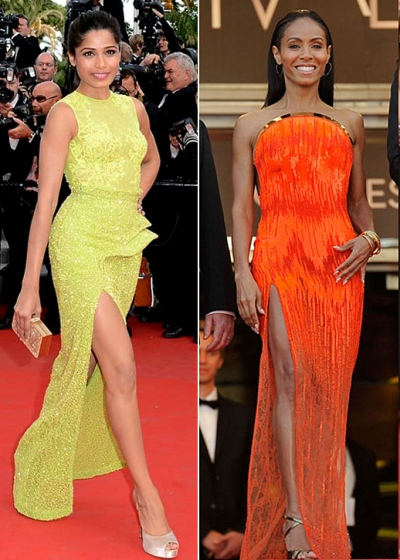 summer 2012 trends cannes thing high slit