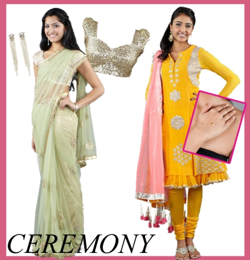 Luxemi Indian Wedding Outfits