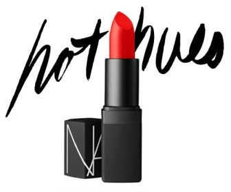 neon orange red lipstick trend spring summer 2012