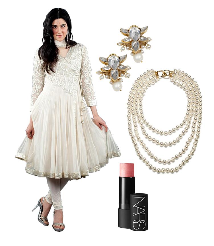 white indian dresses CJx7IEkU