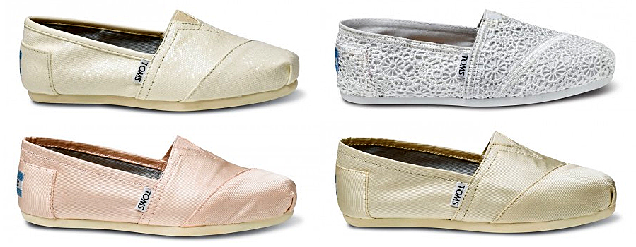 TOMS Shoes – Indian Wedding Fashion