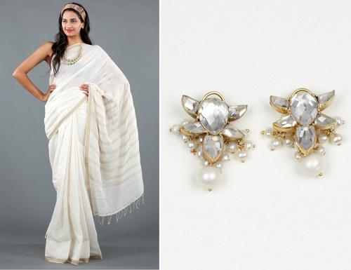 July birthday inspired Indian saree salwar celebrity fashion