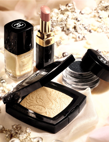 new indian inspired summer cosmetics makeup collection chanel 2012