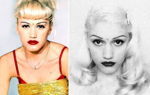 No Doubt bindi Gwen Stefani early fashion statements India