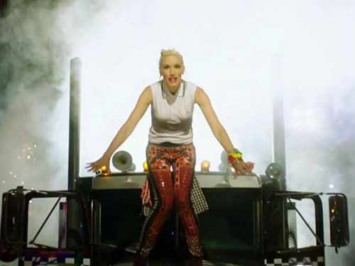 gwen stefani settle down video fashion no doubt new single new album