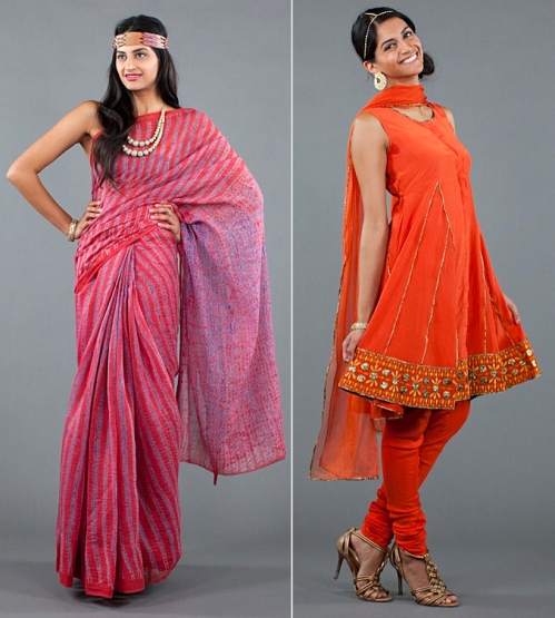 designer indian clothing fashion summer fall 2012