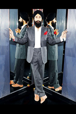 indian fashion icons waris ahluwalia