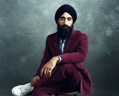 most fashionanle celebs India Waris Ahluwalia