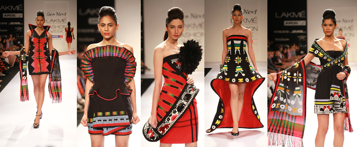 India Runway Fashion The Luxe Report