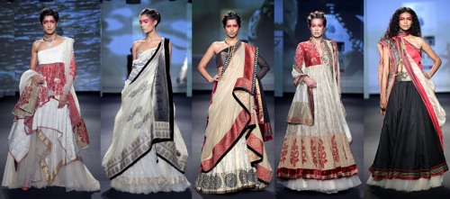 fashion trends in india red carpet runway looks