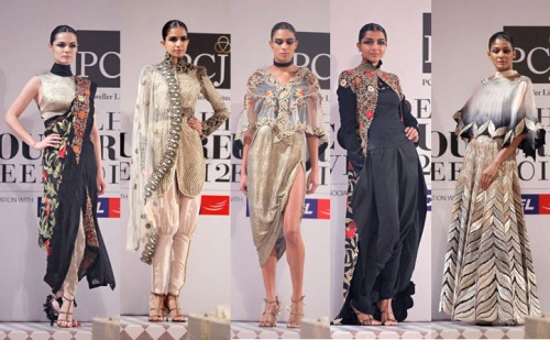 indian runway designer fashion trends