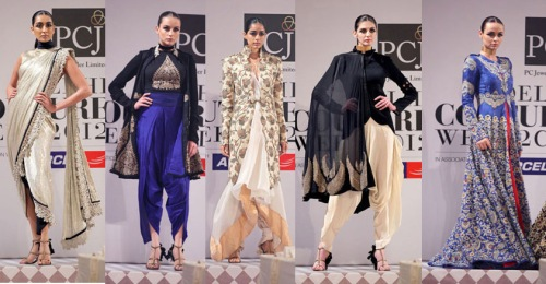 best couture fashion design in india