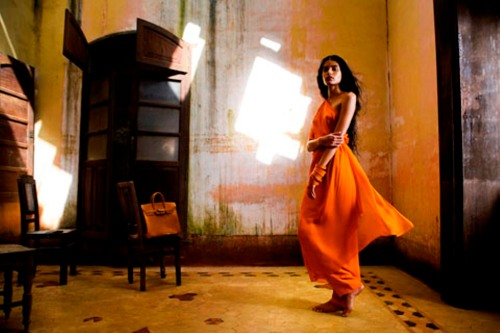 Hermes France editorial photos runway fashion trends India 2012
