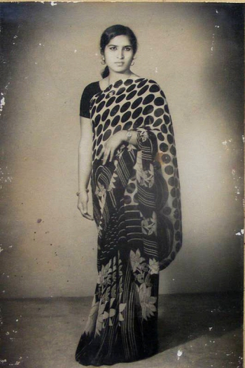 history of the saree sari iconic indian fashion retro
