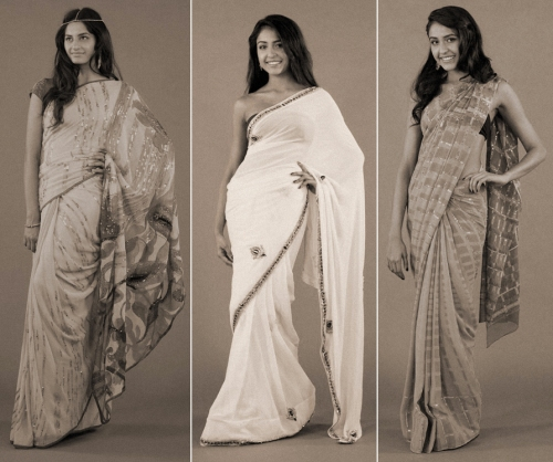 new vintage inspired sarees saris six yards of magic luxemi rental borrow looks designer fashion