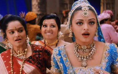 nandini Aishwarya Rai style