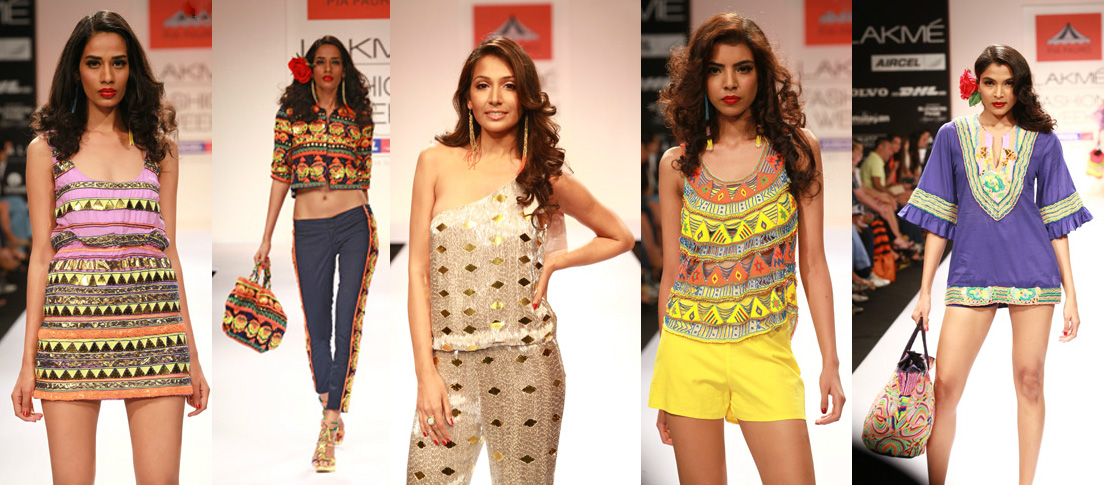 Lakme Fashion Week Winter Festive 2012 The Luxe Report