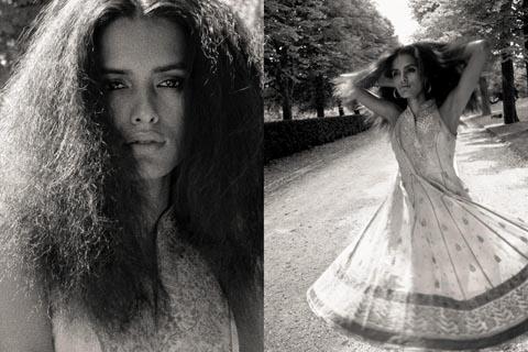 ritu kumar collection photos indian runway trends 2012