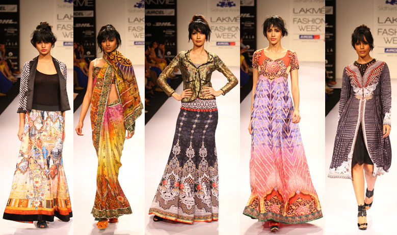 New Indian Fashion Designers The Luxe Report