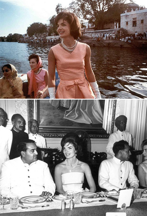 Jacqueline Kennedy Onassis best style