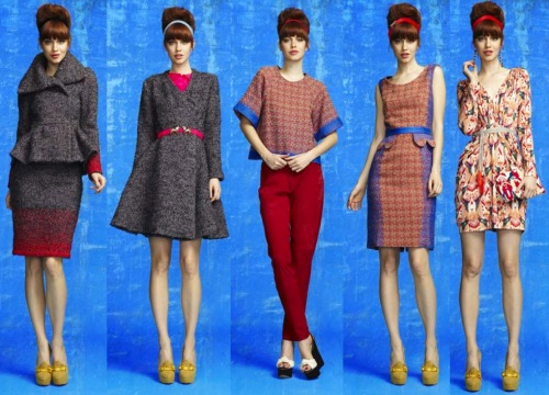 best new indian designers retro collections