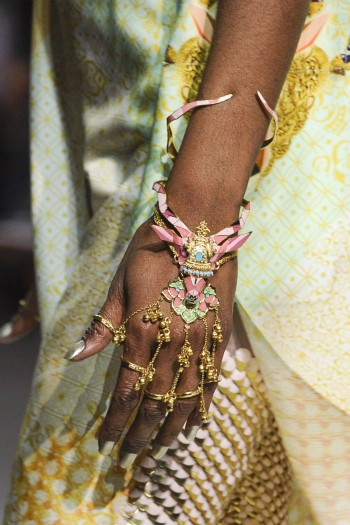 indian hand jewelry trends 2012 2013