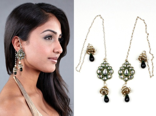 indian jewelry runway fashion designer 2012 2013