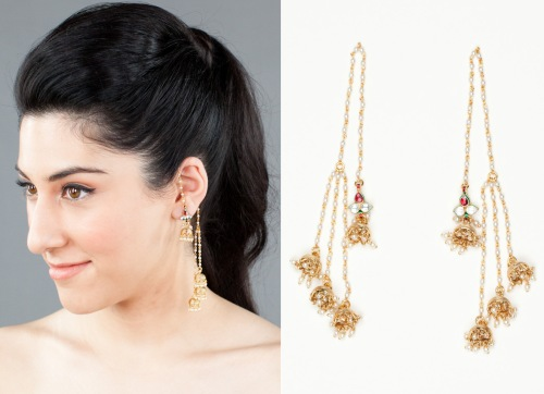 best indian jewelry accessories runway designer