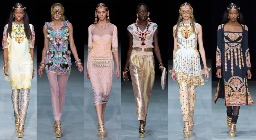 best indian jewelry looks 2012 fashion weeks 2013 spring