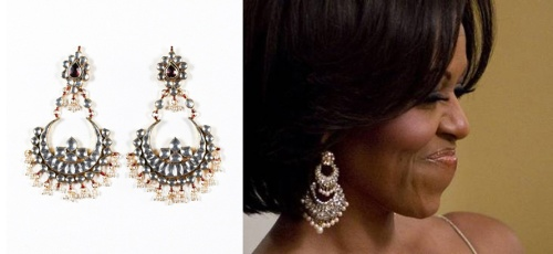 best first lady jewelry statements fashion