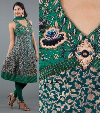 best indian fashion trends 2012 2013 brocade