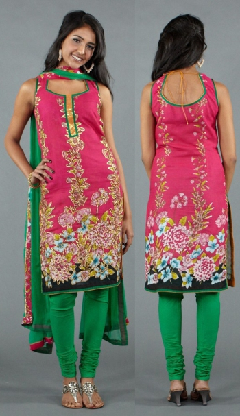 top indian fashion trends 2012 2013 gota work florals
